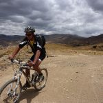Mountain Biking Blanck Range