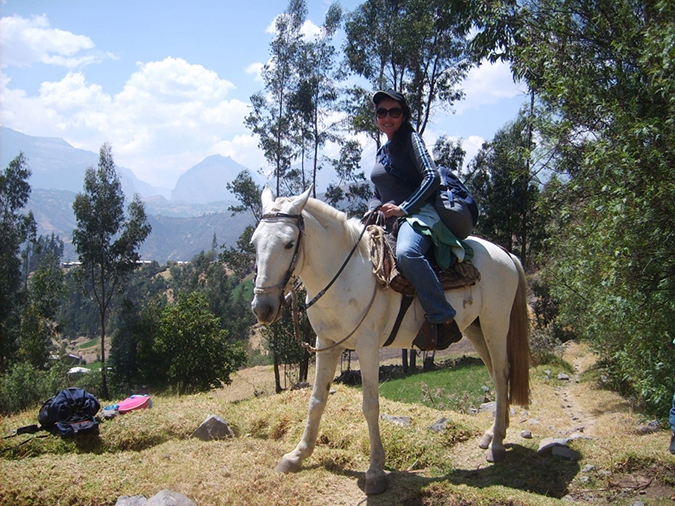 Horseback Riding Huaraz